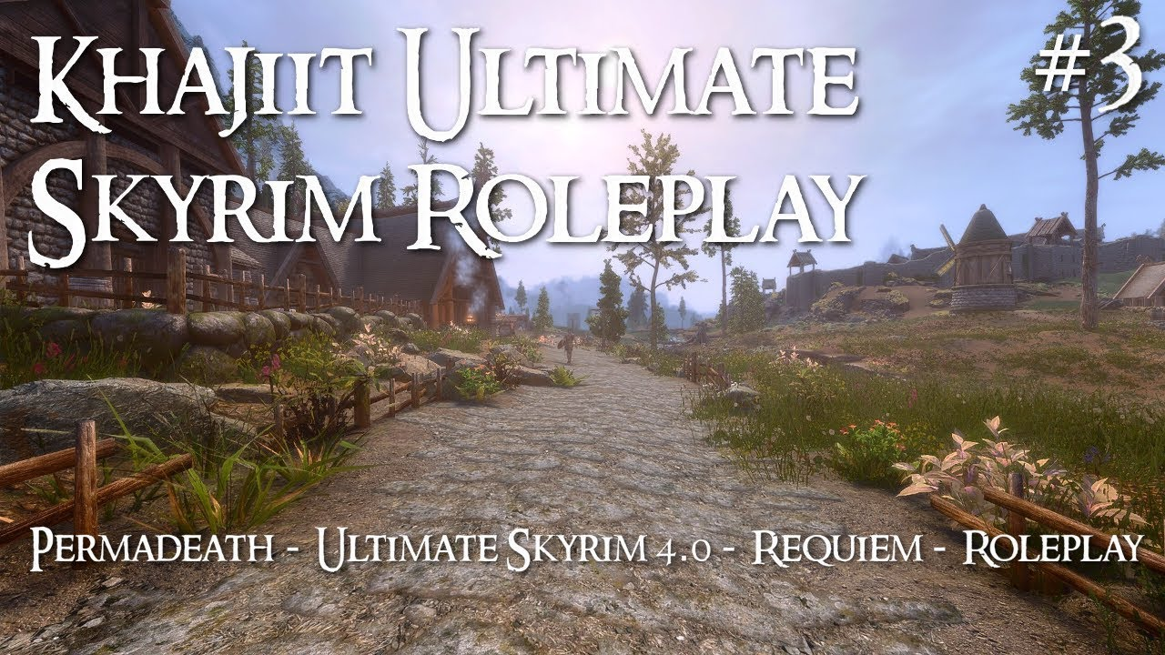 Ultimate Skyrim 4 0 is out now, the easiest way to overhaul the game