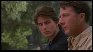 Rain Man (clip2 -part 2)- The Ducks and the Late Father