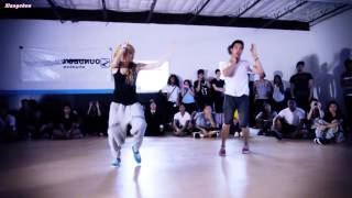 [HD 'Beg For It' (Mirrored Dance) | Brian Puspos & Chachi Gonzales