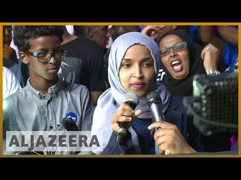 🇺🇸 US House broadly condemns hate amid divide over Ilhan Omar l Al Jazeera English