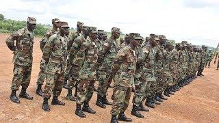 أخبار الآن - عملية عسكرية مشتركة واسعة النطاق ضد المتطرفين في مالي