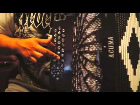 """El Muchacho Alegre"" - Key of G/GCF - Conjunto Style Accordion Lesson - 2012"
