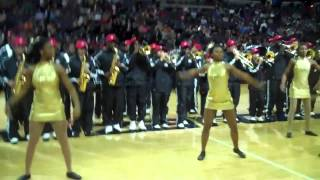 Freedom Soul Squad Wizards Halftime Show