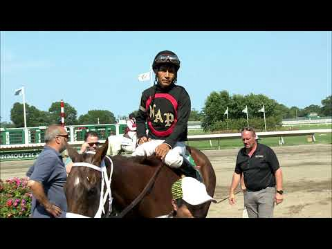video thumbnail for MONMOUTH PARK 7-27-19 RACE 8