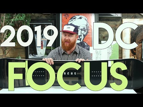 2019 DC Focus Snowboard Review