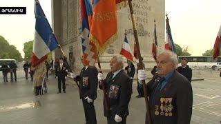 Փարիզի Աստվածամոր տաճարում ոգեկոչել են Մեծ Եղեռնի սուրբ նահատակների հիշատակը