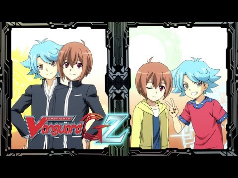 [TURN 4] Cardfight!! Vanguard G Z Official Animation - Zeroth Dragon