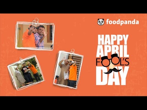 || Food Panda || Home Delivery Prank By Nadir Ali In || P4 Pakao ||