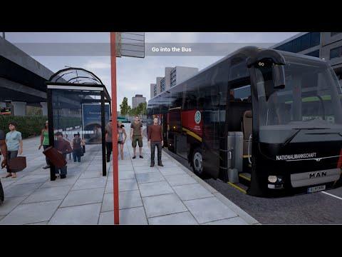 Coachbus Simulator (GER): Destination: To Bremen Terminal