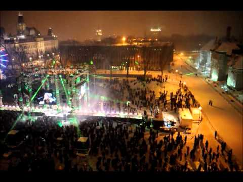 Réveillon jour de l'an 2012 Québec