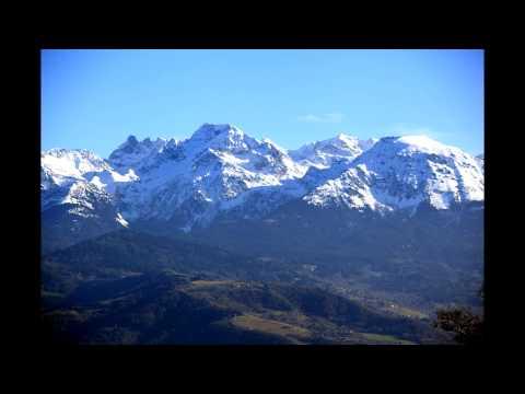 Los Alpes de Europa