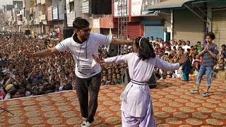 Govt. School Girl Osm Dance in Rahgiri Bahadurgarh wid Gajender Phogat