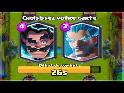 Clash Royale - NOUVEAU DEFI du DUEL DE LA COURONNE !