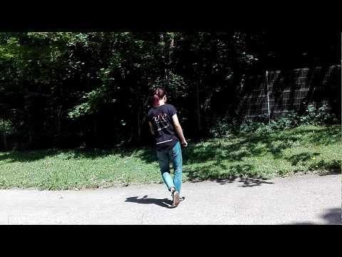Line Dance Flashmob de dos en musique