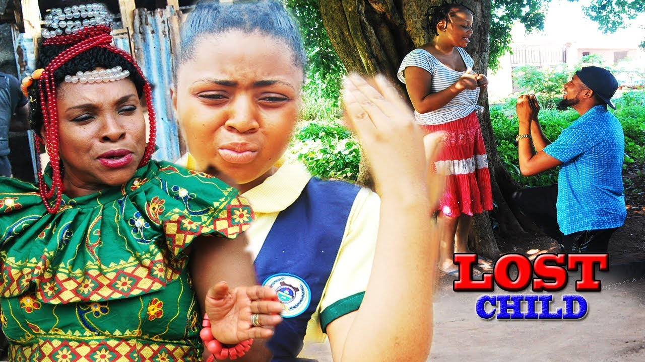 Download Lost Child Season 1 - Regina Daniel's 2017 Latest Nigerian Nollywood Movie