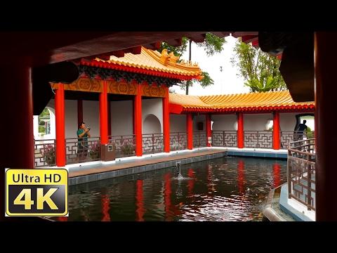 Singapore Chinese Garden / AMAZING 4k video ultra hd