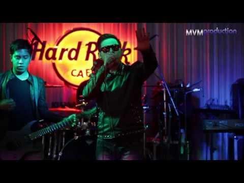 FIVE MINUTES Sidang Media & Mini Show Case, Hard Rock Cafe Kuala Lumpur