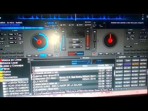 sobredosis de chamame remix