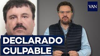 Calma tensa tras el veredicto contra el Chapo Guzmán