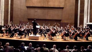 The Young Israel Philharmonic Orchestra - Dvorak carnival overture op.92 -