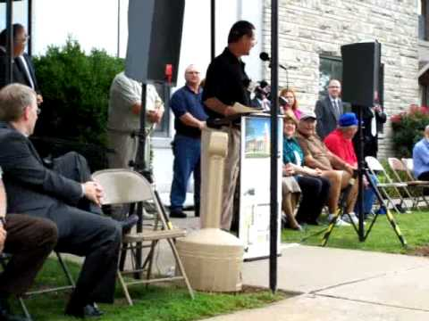 Union County Courthouse Groundbreaking 2011 - Part 2 of 2