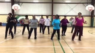 Raincheck Line Dance