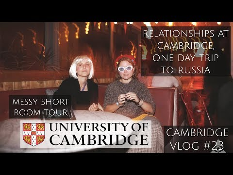 Oxford and Cambridge Student Conferences from YouTube · Duration:  3 minutes 36 seconds