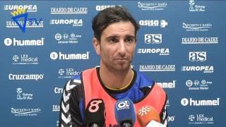 Ruedas de prensa de Jandro y Carlos Calvo (11-02-16)