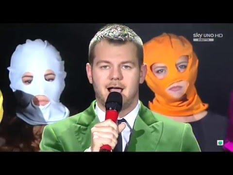 X Factor Italia 7 (2013) - Live Show 4 (PUNTATA INTERA) #XF7