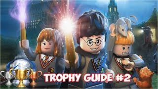 LEGO Harry Potter Remastered - ''Quiet Please!'' Trophy (PS4)