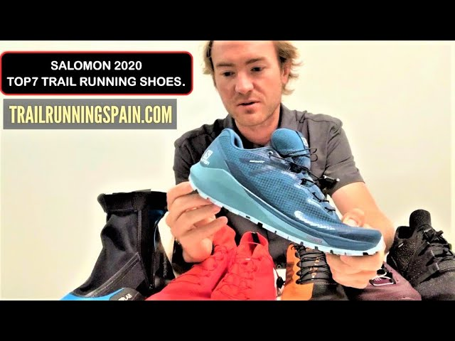 SALOMON 2020 TOP TRAIL RUNNING SHOES REVIEW: By Mike Ambrose ...