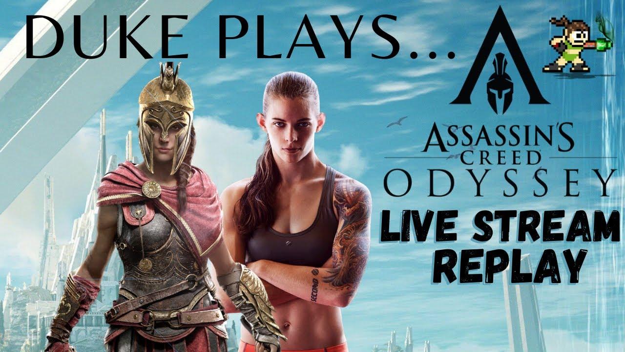 Assassins Creed Odyssey / Alexios & Zopheras Sex Scene