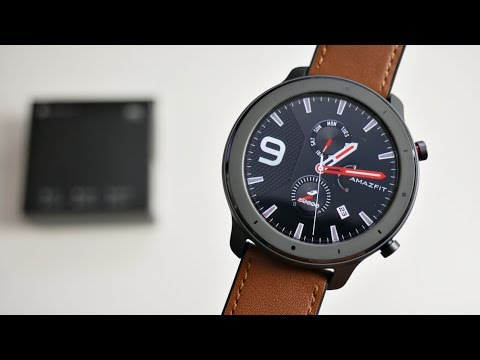 XIAOMI Amazfit GTR Smart Fitness Watch (47mm) - Any Good? (vs Samsung Galaxy Watch)
