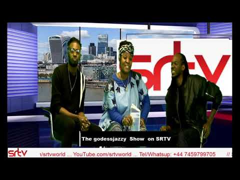 goddess Jazzy show on SRTV
