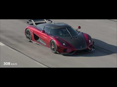 Koenigsegg Regera 0-400-0 Km/h #WORLDRECORD