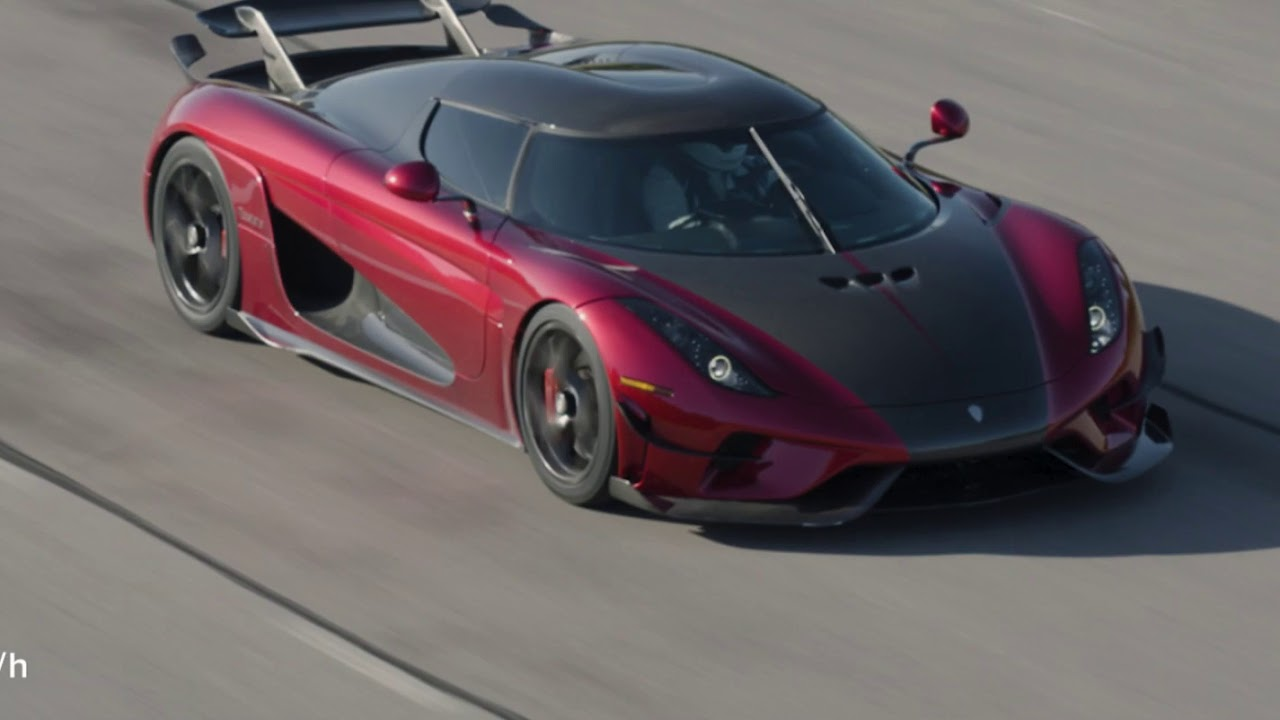 Koenigsegg Regera 0-400-0 km/h #WORLDRECORD - YouTube
