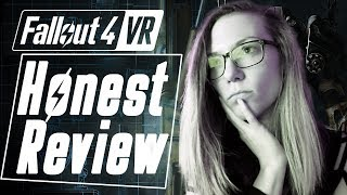 FALLOUT 4 VR - My Honest Review....