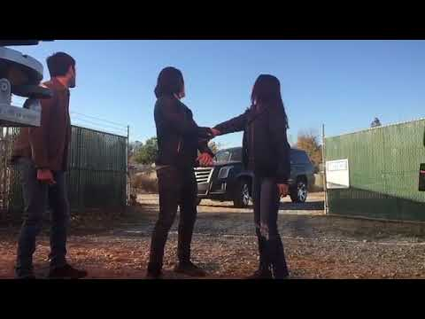 Behind the s of The Gifted! Sean Teale, Blair Redford, & Jamie Chung