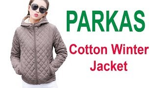 Parkas Basic Jackets || Women Coats || Women Jacket  || Best Ladies Blazers  ||