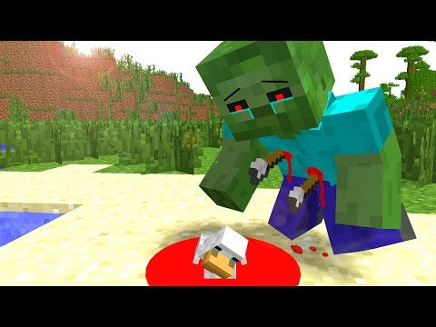 All Minecraft Life - Craftronix Minecraft Animation - Видео из Майнкрафт (Minecraft)