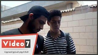 بالفيديو.. طلاب يشيدون بامتحان