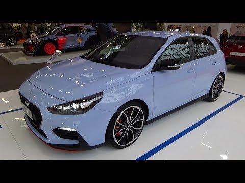 2018 Hyundai i30 N Performance 2.0 T GDi 275 Exterior and Interior Bologna Motor Show 2017