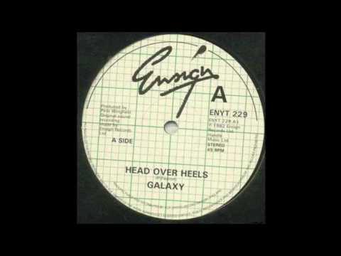 Phil Fearon & Galaxy - Head Over Heels 1982
