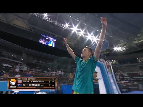 Day 1 ATP Highlights | Brisbane International 2018