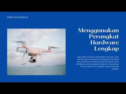 Ini Kriteria Jasa Pemetaan Drone Yang Bagus