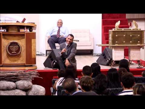 Missionário Andre Silva - Gênesis ( 38 : 01 ) - 07/07/2014