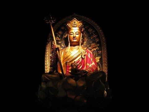 地藏菩薩  禮贊   In Praise of Ksitigarbha Bodhisattva