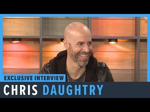 Chris Daughtry Talks New Music And  American Idol