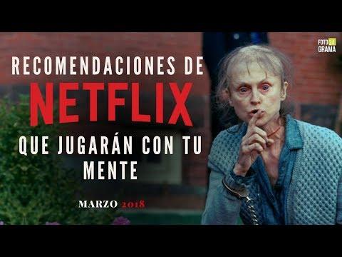 5 Películas de Netflix que Jugarán con tu Mente | Fotograma 24 con David Arce