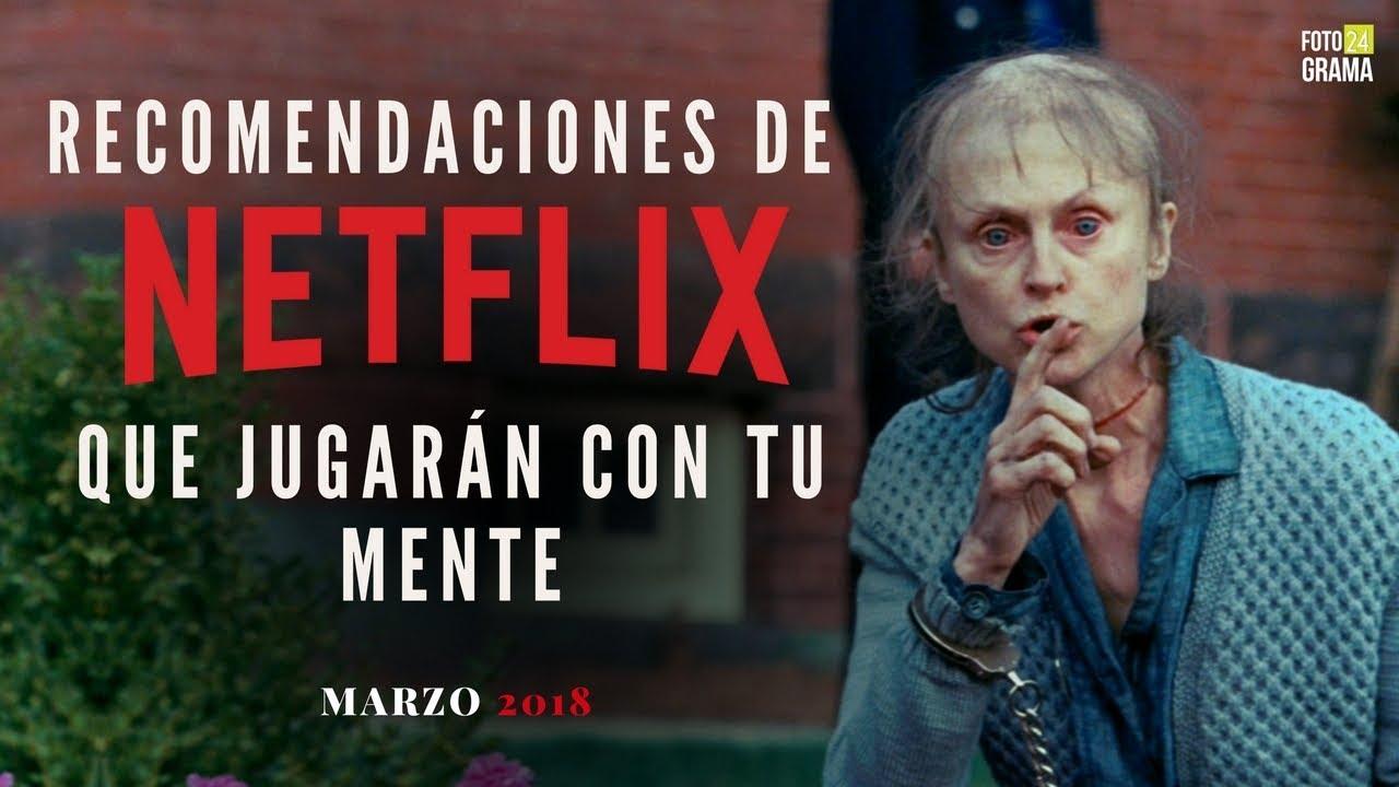 5 Películas de Netflix que Jugarán con tu Mente | Fotograma 24 con ...